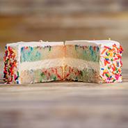 Funfetti Birthday Cake