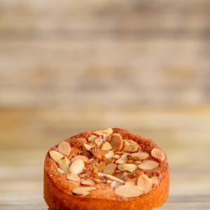 Limoncello and Ricotta Almond Cake (GF)